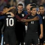 Estados Unidos golea 4 a 0 a Costa Rica en Copa América