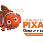 """Pixar inaugura la brillante exposición """"The Science Behind Pixar Exhibition"""""""