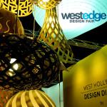 Un año más nos visita la feria WestEdge Design